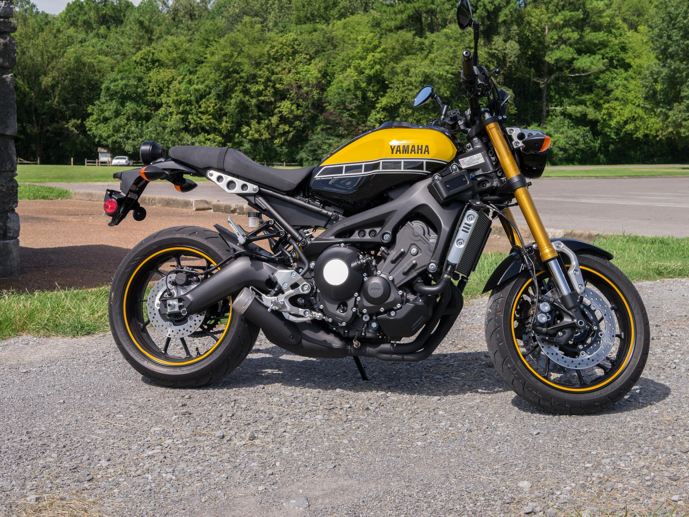 Yamaha xsr 900 first impressions review wbw motorcycle for Yamaha xsr 900