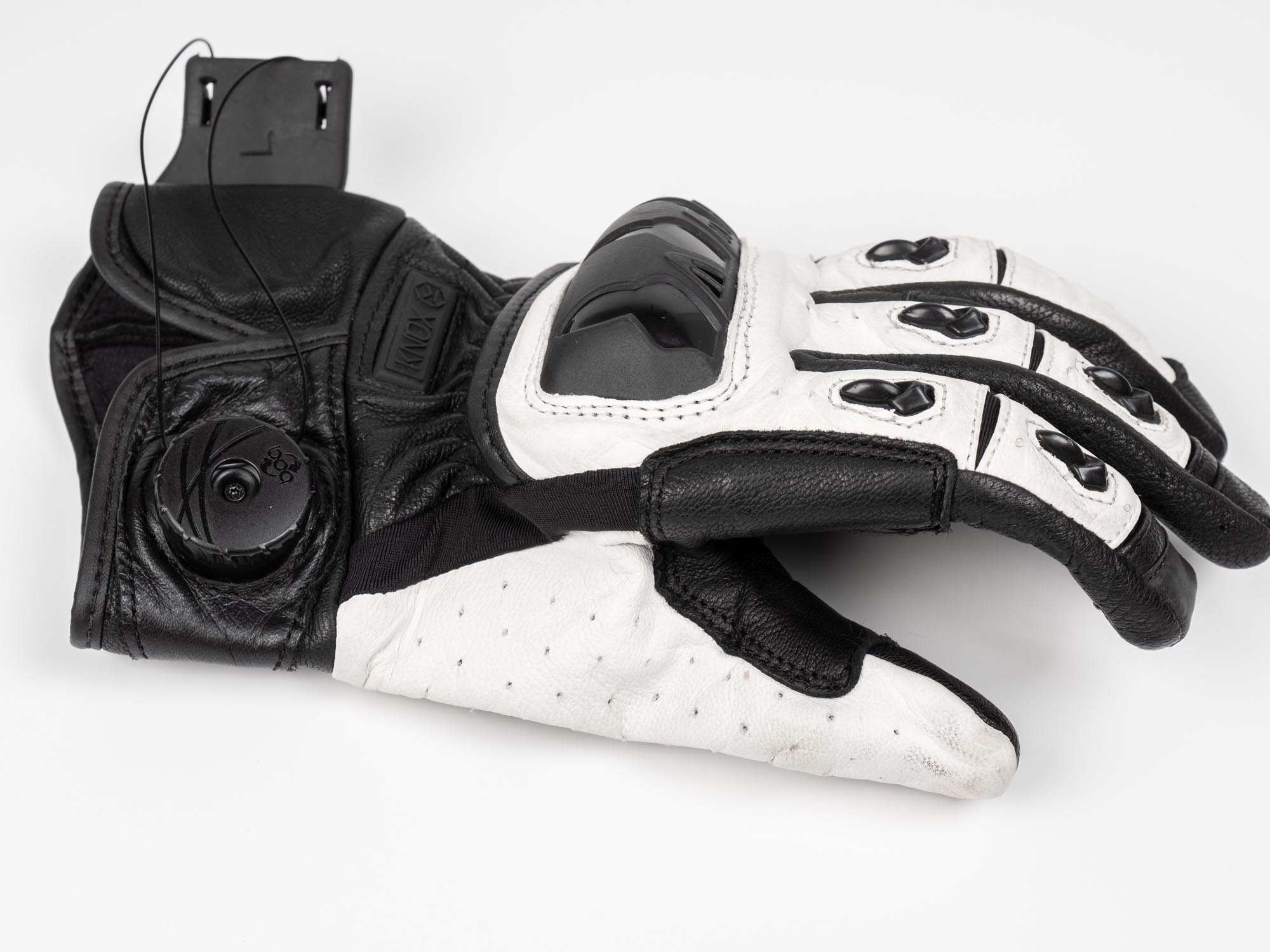Knox Orsa Leather MKII Gloves Review – Motorcycle Words